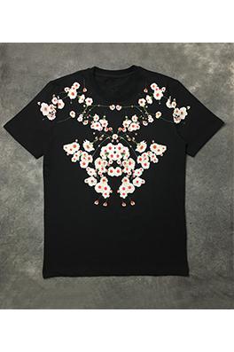 【ジバンシイ G*VENCHY】ネーム有り 高品質 メンズ レディース 半袖Tシャツ  aat3630