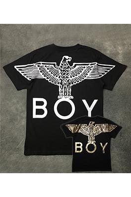 【ボーイロンドン B*Y LONDON】ネーム有り 高品質 メンズ レディース 半袖Tシャツ  aat3631