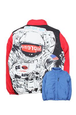 【シュプリーム S*PREME】高品質 高品質 中綿 秋冬 ジャケットメンズファッション  ajk0823