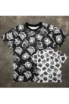 【サンローラン SAINT LAU*ENT】ネーム有り 高品質 メンズ レディース 半袖Tシャツ aat3090