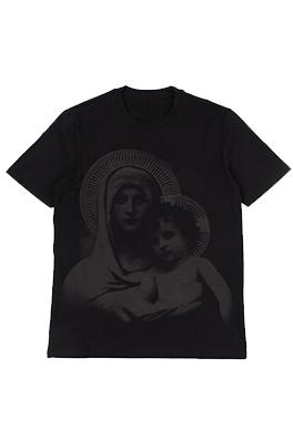 【ジバンシイ G*VENCHY】ネーム有り 高品質 メンズ レディース 半袖Tシャツ aat3106