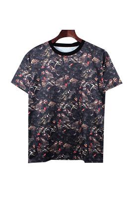 【ジバンシイ G*VENCHY】 ネーム有り 高品質 メンズ レディース 半袖Tシャツ  aat3175