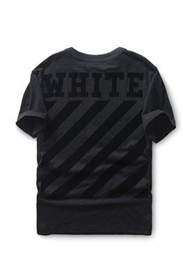【オフホワイト OFF-WHITE】超高品質 限定品 半袖 Tシャツ aat3186