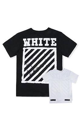 【オフホワイト OFF-WHITE】 高品質 半袖 Tシャツ  aat3235
