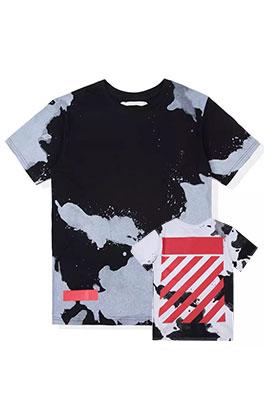 【オフホワイト OFF-WHITE】 高品質 半袖 Tシャツ   aat3250
