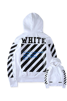 【オフホワイト OFF-WHITE】 高品質 限定品 長袖 Tシャツ aat3365
