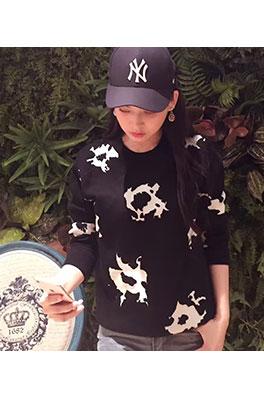 【アレキサンダーマックイーン ALEX*NDER MCQUEEN】 ニット セーター メンズファッション流行り秋冬カジュアル aat3448
