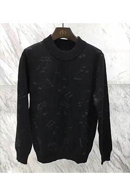【サンローラン SAINT LAU*ENT】ニット セーター メンズファッション流行り秋冬カジュアル通販激安洋服 aat3606