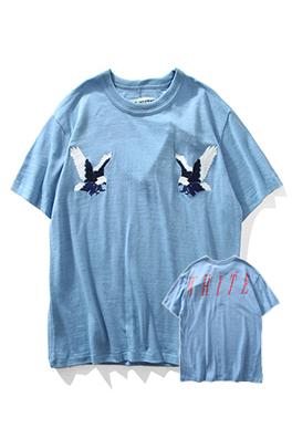 【オフホワイト OFF-WHITE】超高品質 メンズ レディース 半袖Tシャツ aat3611