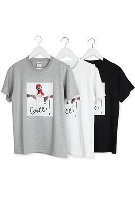 【シュプリーム S*PREME】高品質 メンズ レディース 半袖Tシャツ aat3679