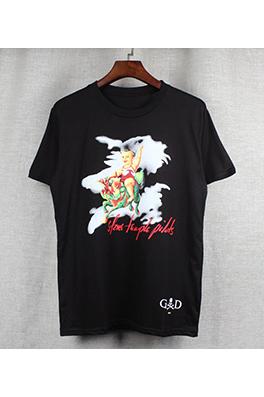 【フィアオブゴッド FEAR OF GOD】ネーム有り 高品質 メンズ レディース 半袖Tシャツ aat3696