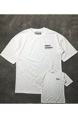 【ヴェトモンVETEMENTS】ネーム有り 高品質 メンズ レディース 半袖Tシャツ aat3697