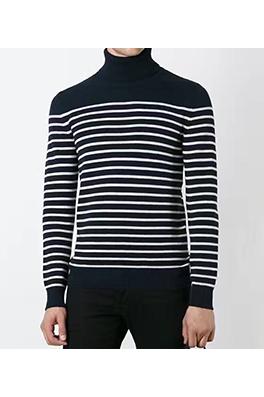 【サンローラン SAINT LAU*ENT】 高品質 ニット セーター メンズファッション 流行り 秋冬 カジュアル 通販 激安  洋服 aat3718