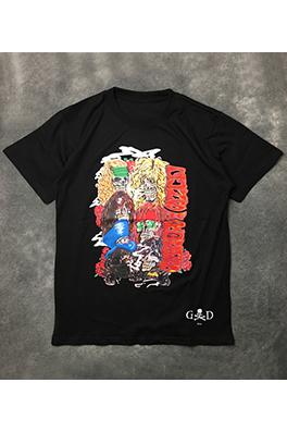 【フィアオブゴッド FEAR OF GOD】ネーム有り 高品質 メンズ レディース 半袖Tシャツ  aat3756