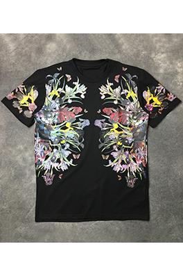 【ジバンシイ G*VENCHY】ネーム有り 高品質 メンズ レディース 半袖Tシャツ  aat3773
