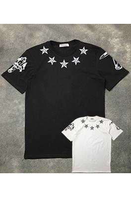 【ジバンシイ G*VENCHY】ネーム有り 高品質 メンズ レディース 半袖Tシャツ aat3816