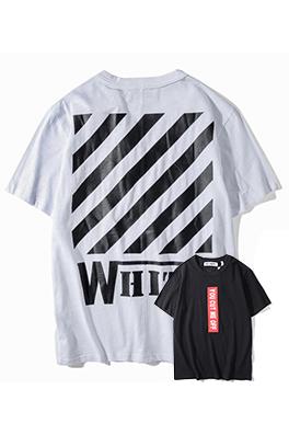 【オフホワイト OFF-WHITE】 超高品質 メンズ レディース 半袖Tシャツ  aat3885