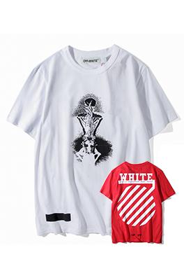【オフホワイト OFF-WHITE】 超高品質 メンズ レディース 半袖Tシャツ  aat3887