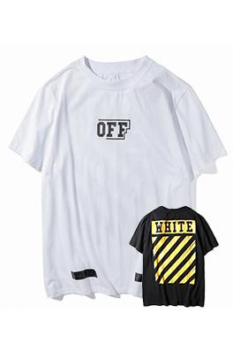 【オフホワイト OFF-WHITE】 超高品質 メンズ レディース 半袖Tシャツ  aat3888
