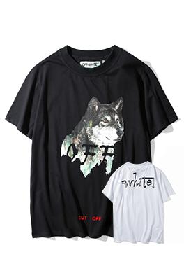 【オフホワイト OFF-WHITE】 超高品質 メンズ レディース 半袖Tシャツ  aat3890