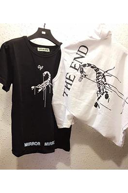 【オフホワイト OFF-WHITE】 メンズ レディース 半袖Tシャツ aat3901
