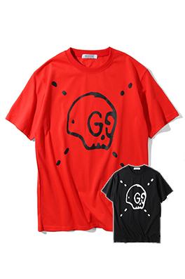【グッチ GUC*I】ネーム有り 高品質 メンズ レディース 半袖Tシャツ aat3907