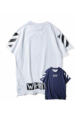【オフホワイト OFF-WHITE】 超高品質 メンズ レディース 半袖Tシャツ  aat3939