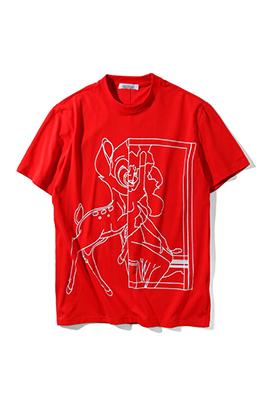 【ジバンシイ G*VENCHY】ネーム有り 高品質 メンズ レディース 半袖Tシャツ aat3952