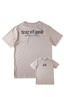 【フィアオブゴッド FEAR OF GOD】 メンズ レディース 半袖Tシャツ aat3957