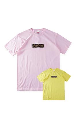 【シュプリーム S*PREME】高品質 メンズ レディース 半袖Tシャツ aat4006