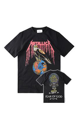 【フィアオブゴッド FEAR OF GOD】高品質 メンズ レディース 半袖Tシャツ aat4008