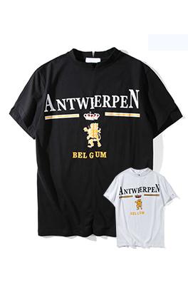 【ヴェトモンVETEMENTS】ネーム有り 高品質 メンズ レディース 半袖Tシャツ aat4021