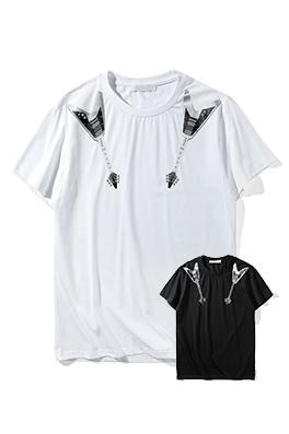 【アクネ ストゥディオ ズ  ACNE STUDI*S 】 ネーム有り 高品質 メンズ レディース 半袖Tシャツ aat4035