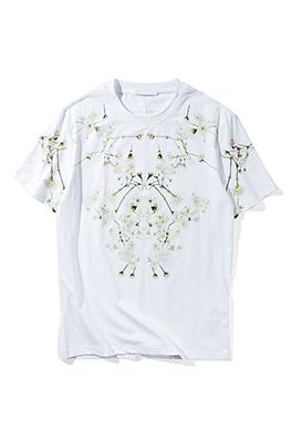 【ジバンシイ G*VENCHY】 ネーム有り 高品質 メンズ レディース 半袖Tシャツ aat4037