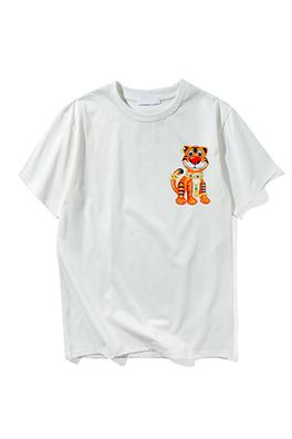 【ドルガバ  D*lce&Ga*bana】 ネーム有り 高品質 メンズ レディース 半袖Tシャツ aat4050