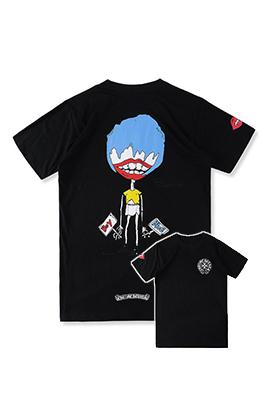【クロムハーツ CHROME H*ARTS】 高品質 メンズ レディース 半袖Tシャツ aat4056