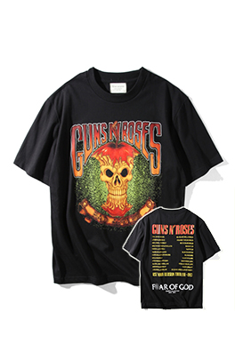 【フィアオブゴッド FEAR OF GOD】高品質 メンズ レディース 半袖Tシャツ aat4061