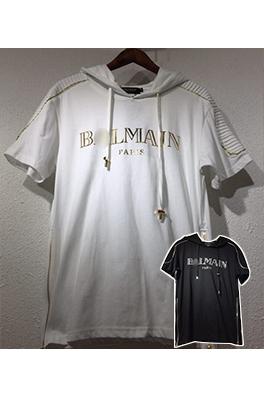【バルマン BALM*IN】メンズ レディース 半袖Tシャツ aat4071