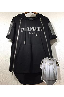 【バルマン BALM*IN】メンズ レディース 半袖Tシャツ aat4073
