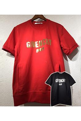 【ジバンシイ G*VENCHY】メンズ レディース 半袖Tシャツ aat4075