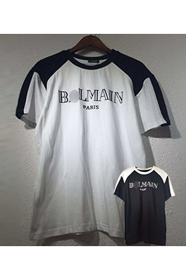 【バルマン BALM*IN】メンズ レディース 半袖Tシャツ aat4078