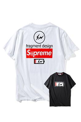 【シュプリーム S*PREME】 ネーム有り 高品質 メンズ レディース 半袖Tシャツ aat4102