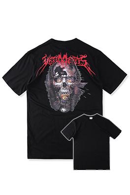 【ヴェトモンVETEMENTS】  高品質 メンズ レディース 半袖Tシャツ aat4126