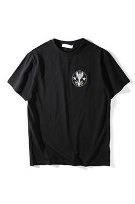 【ジバンシイ G*VENCHY】 ネーム有り 高品質 メンズ レディース 半袖Tシャツ aat4161