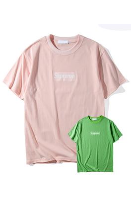 【シュプリーム S*PREME】 ネーム有り 高品質 メンズ レディース 半袖Tシャツ aat4164
