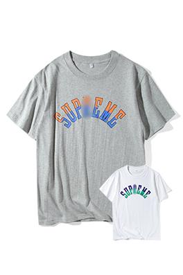 【シュプリーム S*PREME】 ネーム有り 高品質 メンズ レディース 半袖Tシャツ aat4166