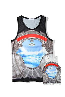 【ジバンシイ G*VENCHY】 ネーム有り 高品質 メンズ レディース 半袖Tシャツ aat4174