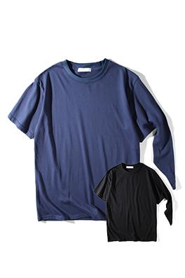 【サンローラン SAINT LAU*ENT】 ネーム有り 高品質 メンズ レディース 半袖Tシャツ aat4177