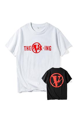【ヴイロン VLONE】ネーム無し 高品質 メンズ レディース 半袖Tシャツ aat4190
