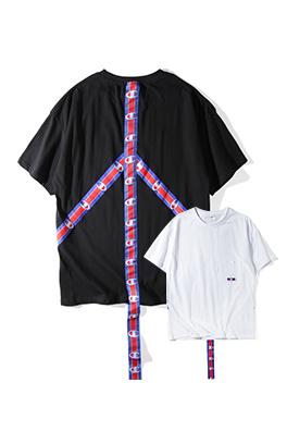 【ヴェトモンVETEMENTS】 ネーム有り 高品質 メンズ レディース 半袖Tシャツ aat4197